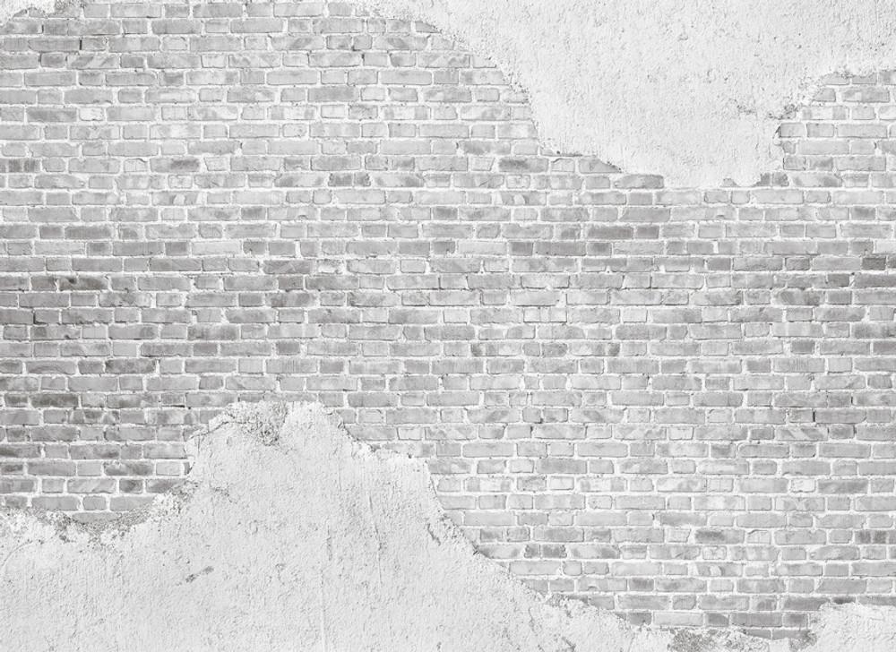 Mural - Old Brick Wall (3.5m X 2.55m)
