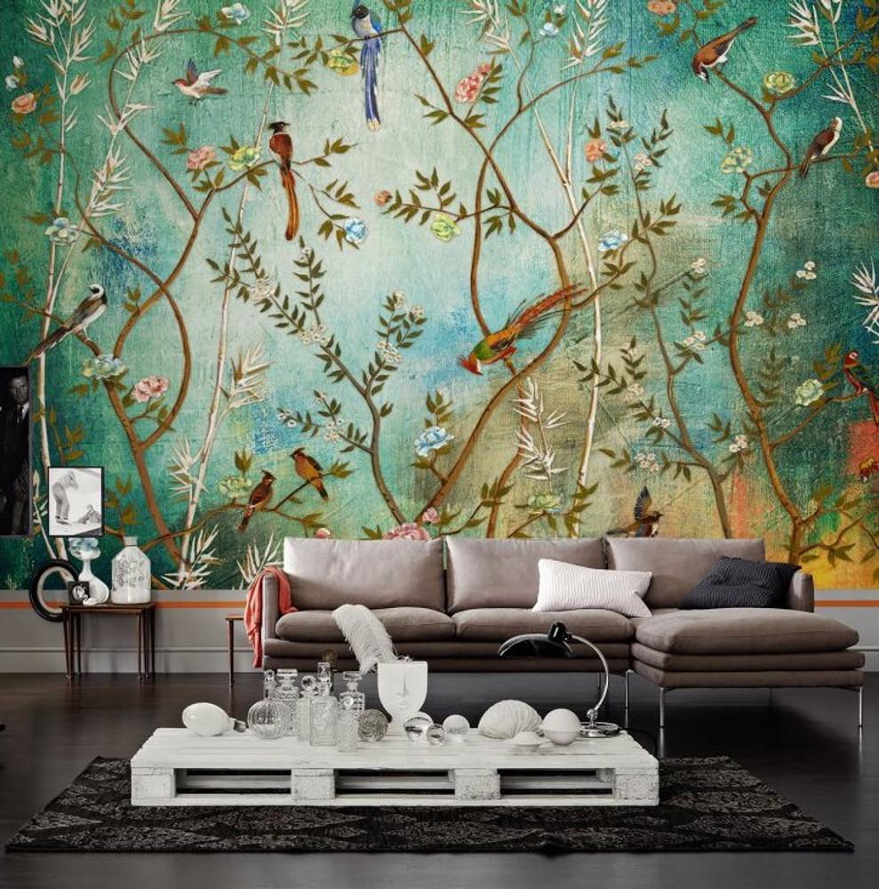 Mural - Paradise 1 (4m X 2.7m)