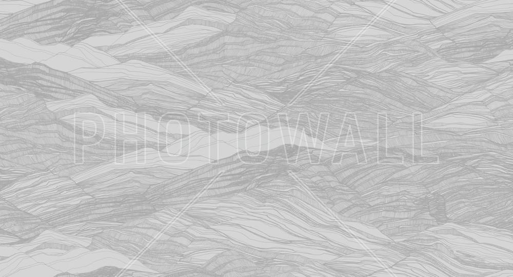 Mural - Duna Large Raindrop (Per Sqm)