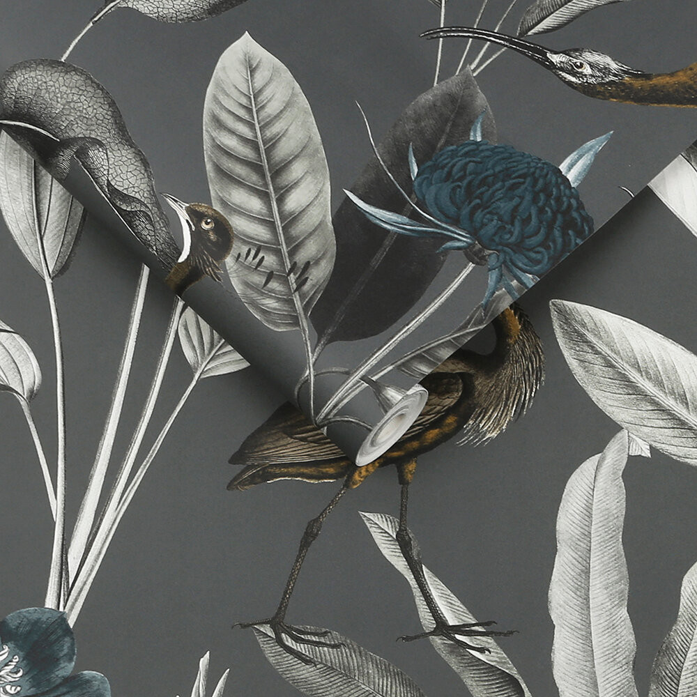 Glasshouse - Midnight Grey