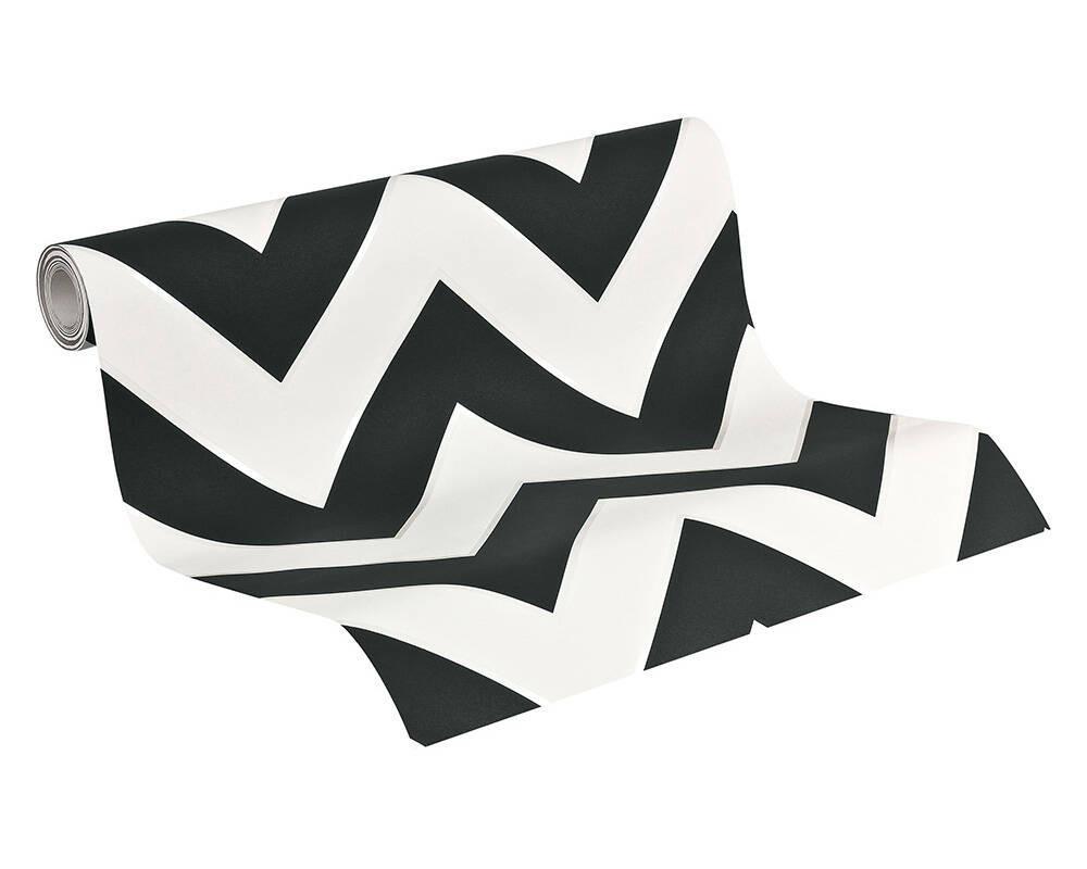 MICHALSKY CHEVRON - BLACK / WHITE