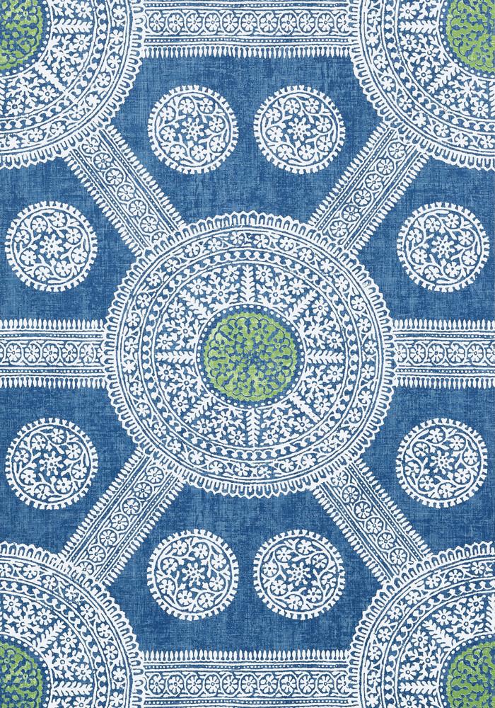STONINGTON - BLUE / GREEN