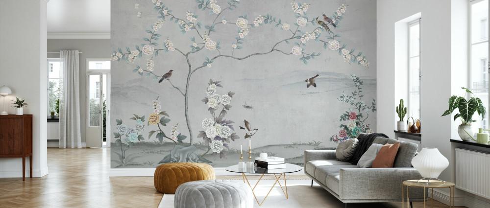 Mural - Plonger (Per Sqm)