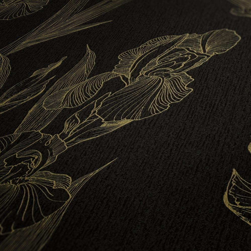 Hechter Iris - Black / Gold