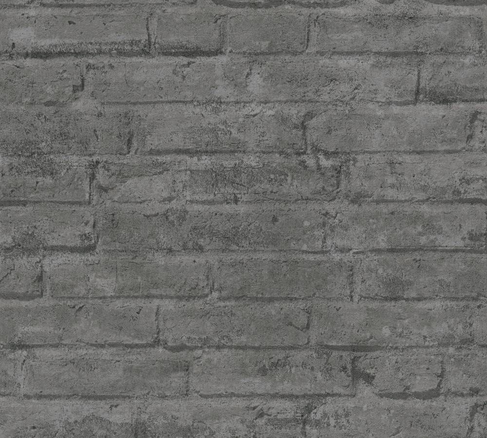 INDUSTRIAL BRICK - CHARCOAL