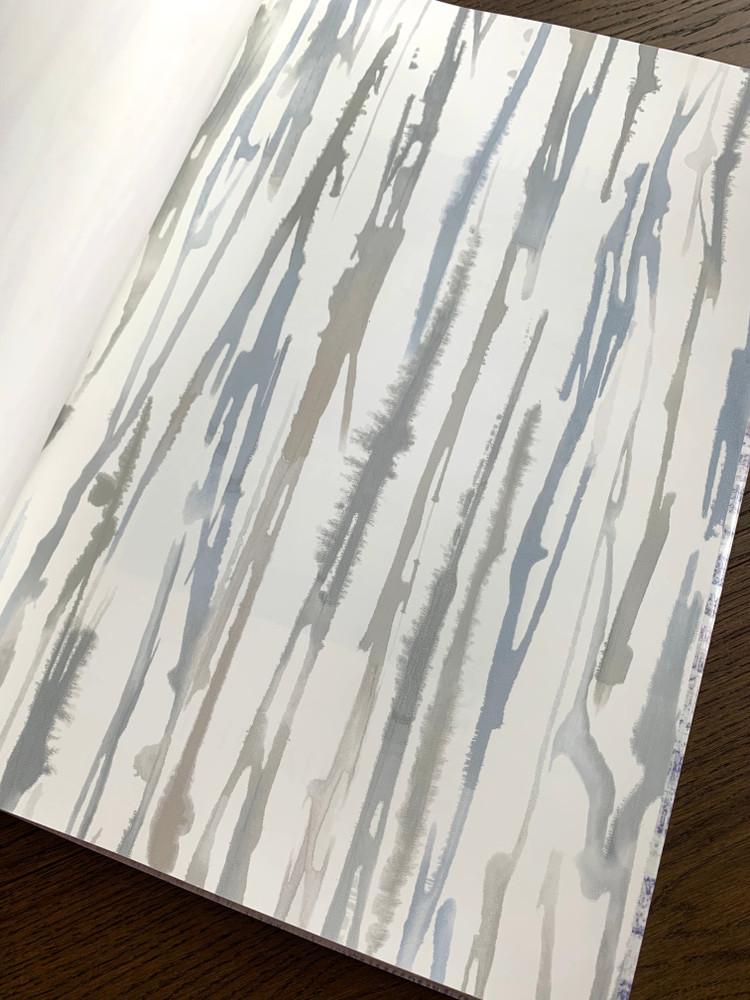 Aurora - Spa Blue / Grey