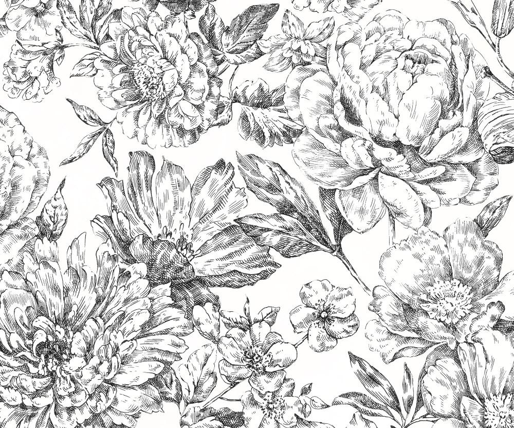 Mural - Flowerbed (3m X 2.5m)