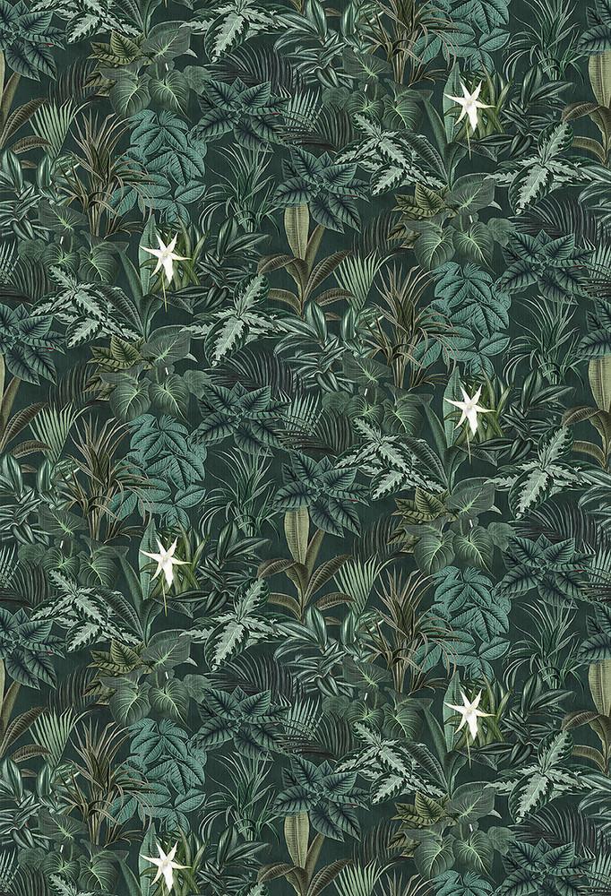 MURAL - MADAGASCAR LEAVES (1.8m x 2.65m)