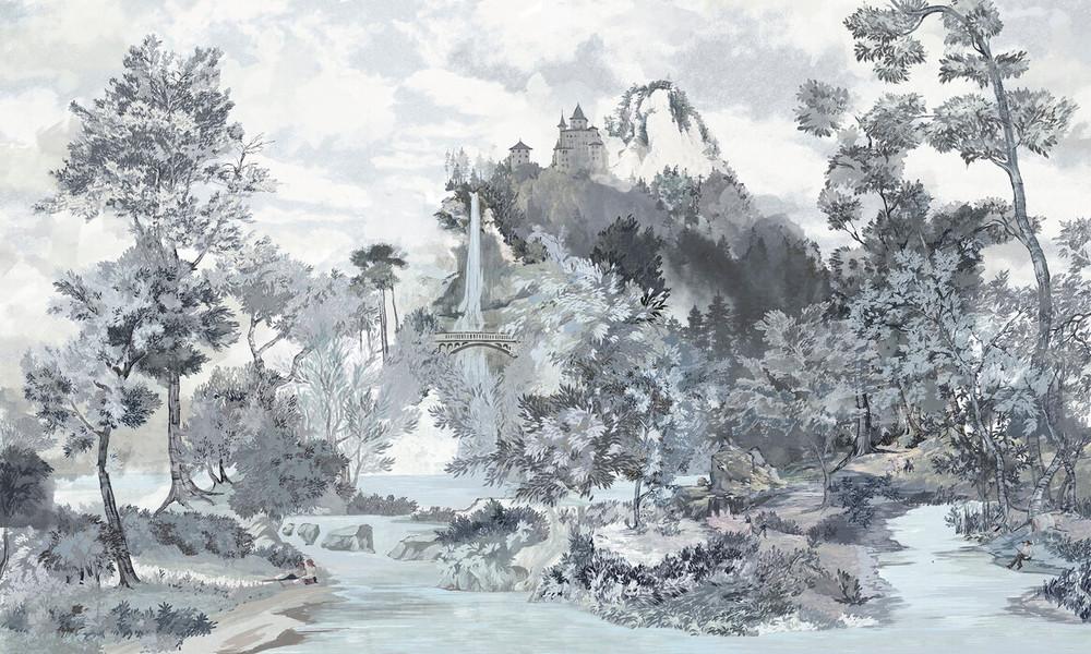 Mural - Fairytale Scenery II (Per Sqm)