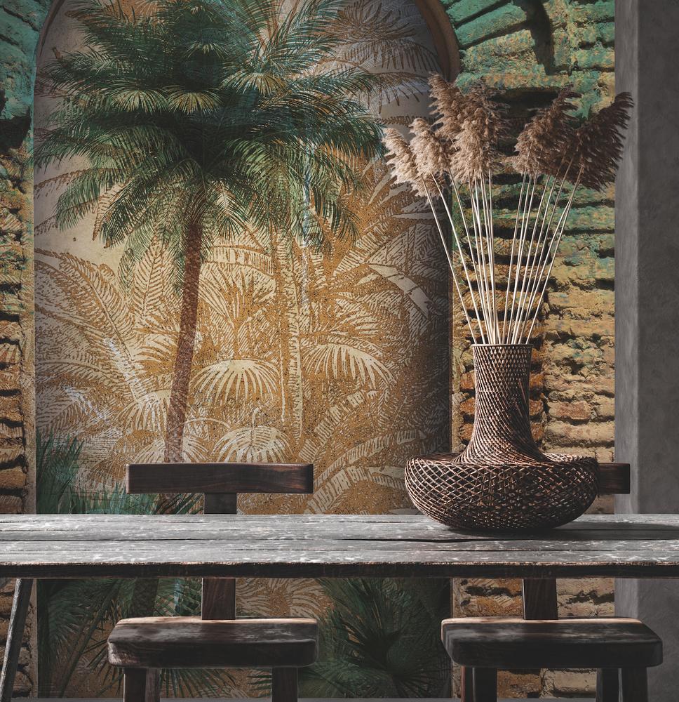 Mural - Marrakech (2.0m X 2.6m)