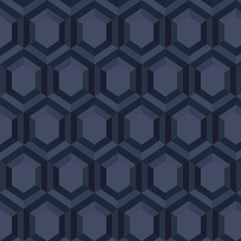 Thales - Navy Blue
