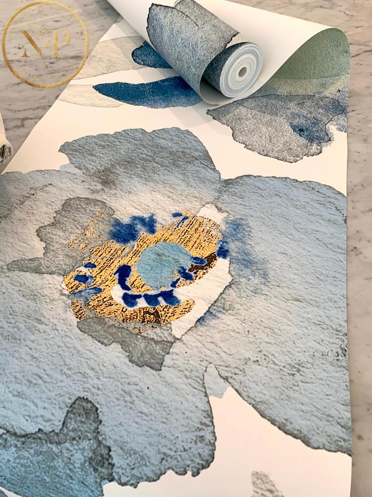Mural - Blues Of Summer (Per Sqm)