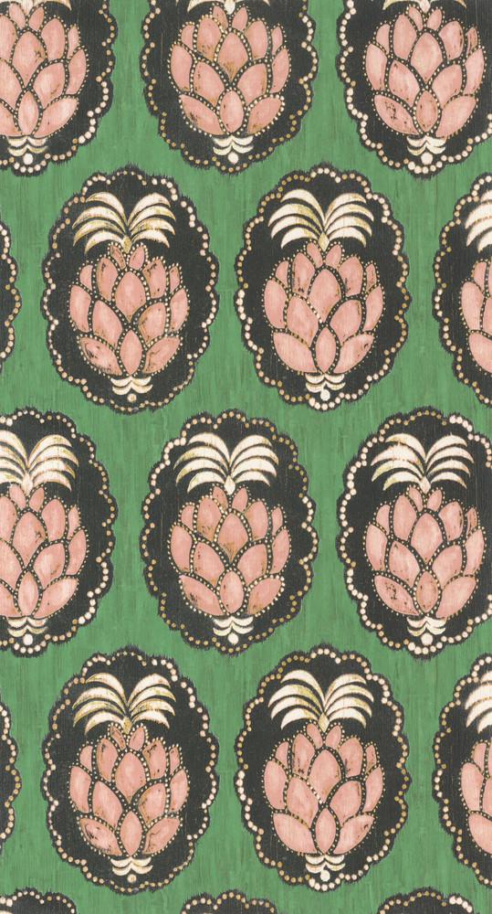 Pina - Green / Pink
