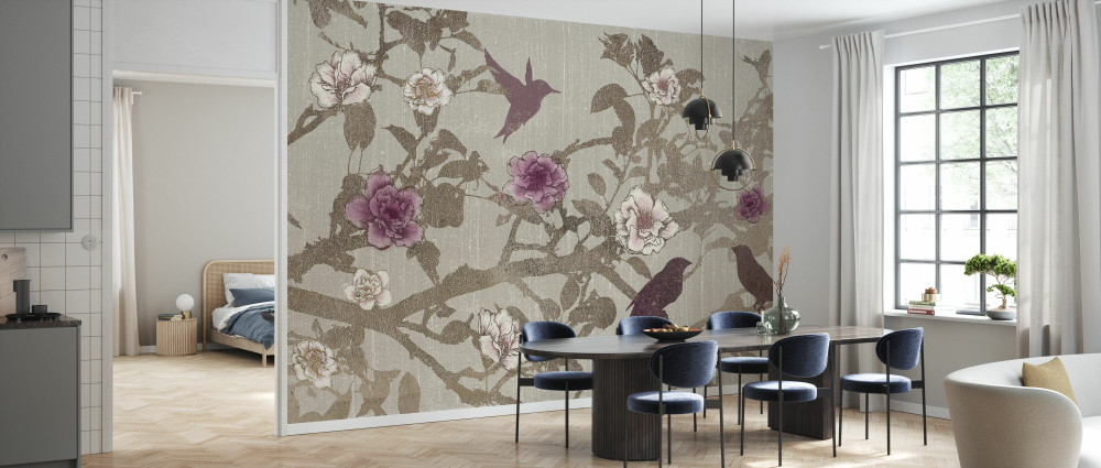 MURAL - GILDED BRANCHES (PER SQM)