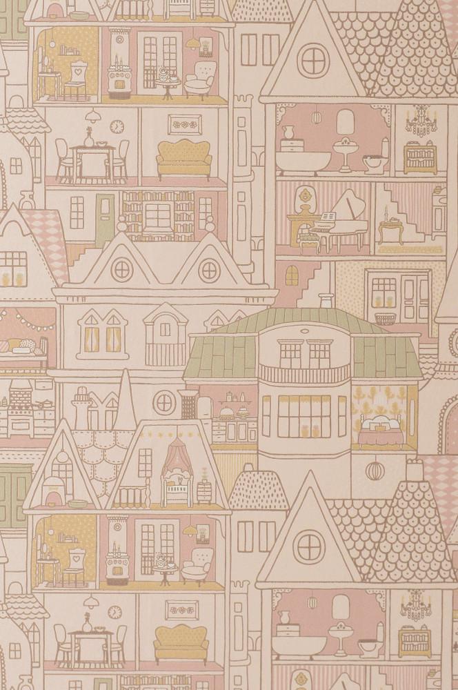 DOLLHOUSE - SUNNY PINK