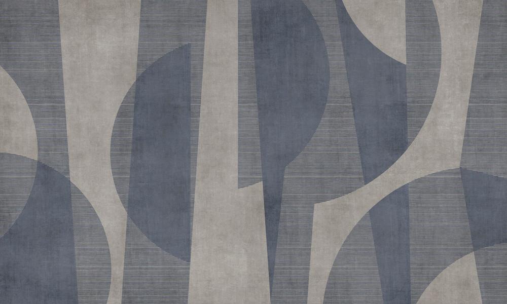 MURAL - IPANEMA PIGEON BLUE (PER SQM)