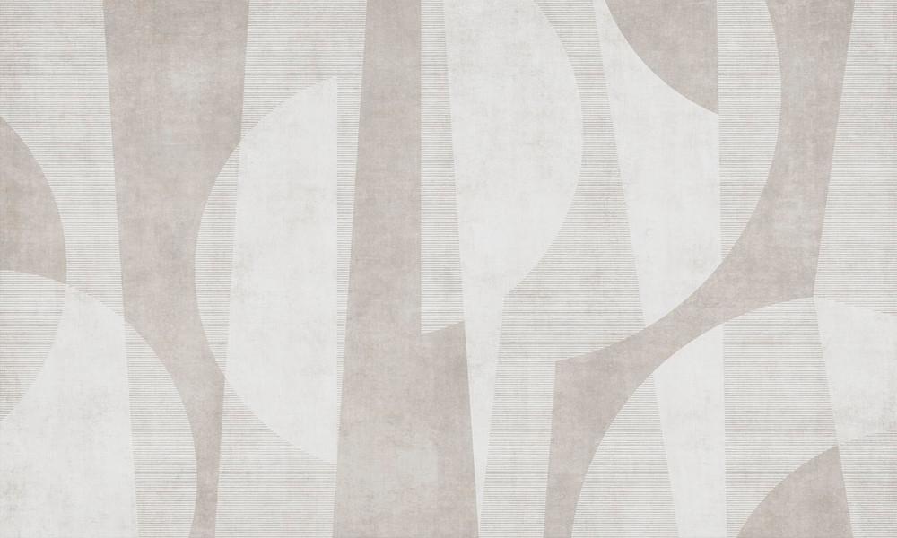 MURAL - IPANEMA BEIGE WHITE (PER SQM)
