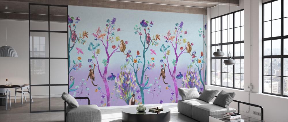 Mural - Kitsch Nature (Per Sqm)