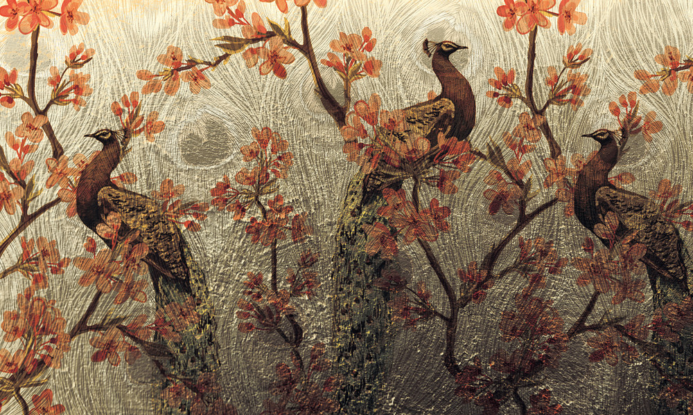 Mural - Argereno Gold (Per Sqm)