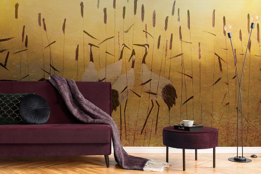 Mural - Nesso Gold (Per Sqm)