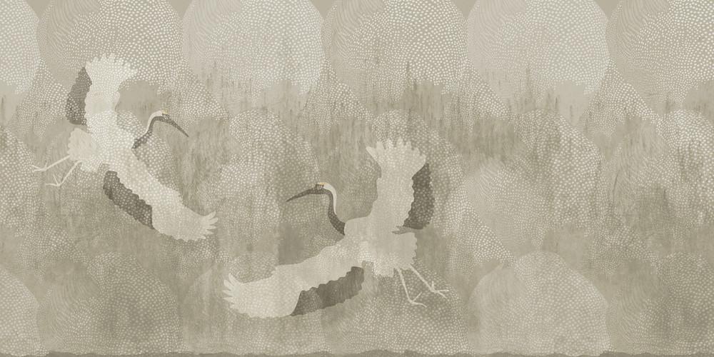 Mural - Freedom Brown (Per Sqm)