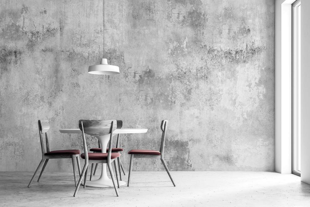 Mural - Concrete Mura Grey (Per Sqm)