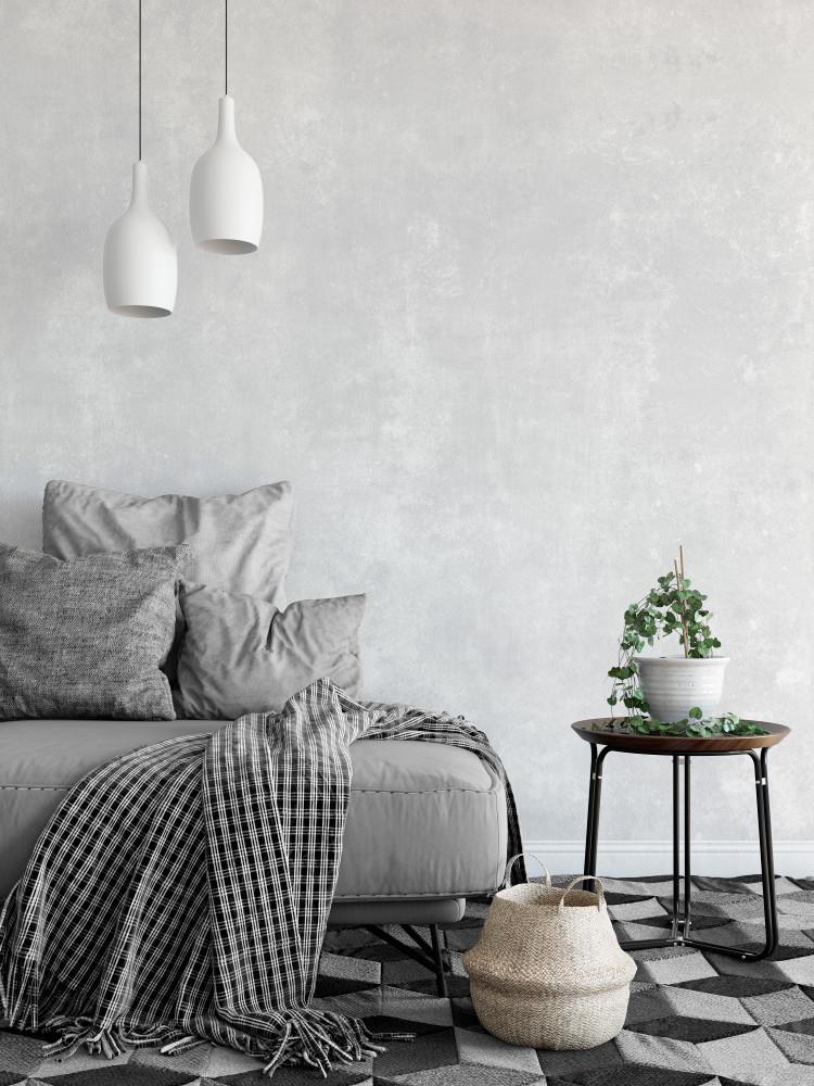Mural - Concrete Wash Ash (Per Sqm)