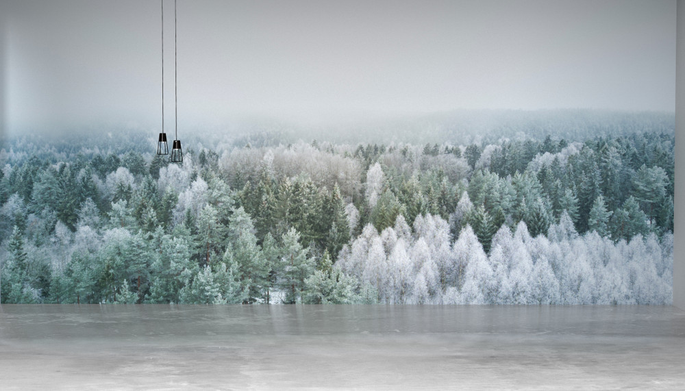 Mural - Forestry (Per Sqm)