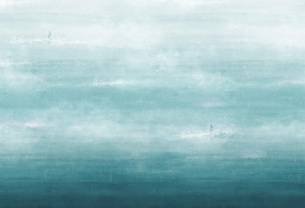 Mural - Offshore Back Beach (Per Sqm)