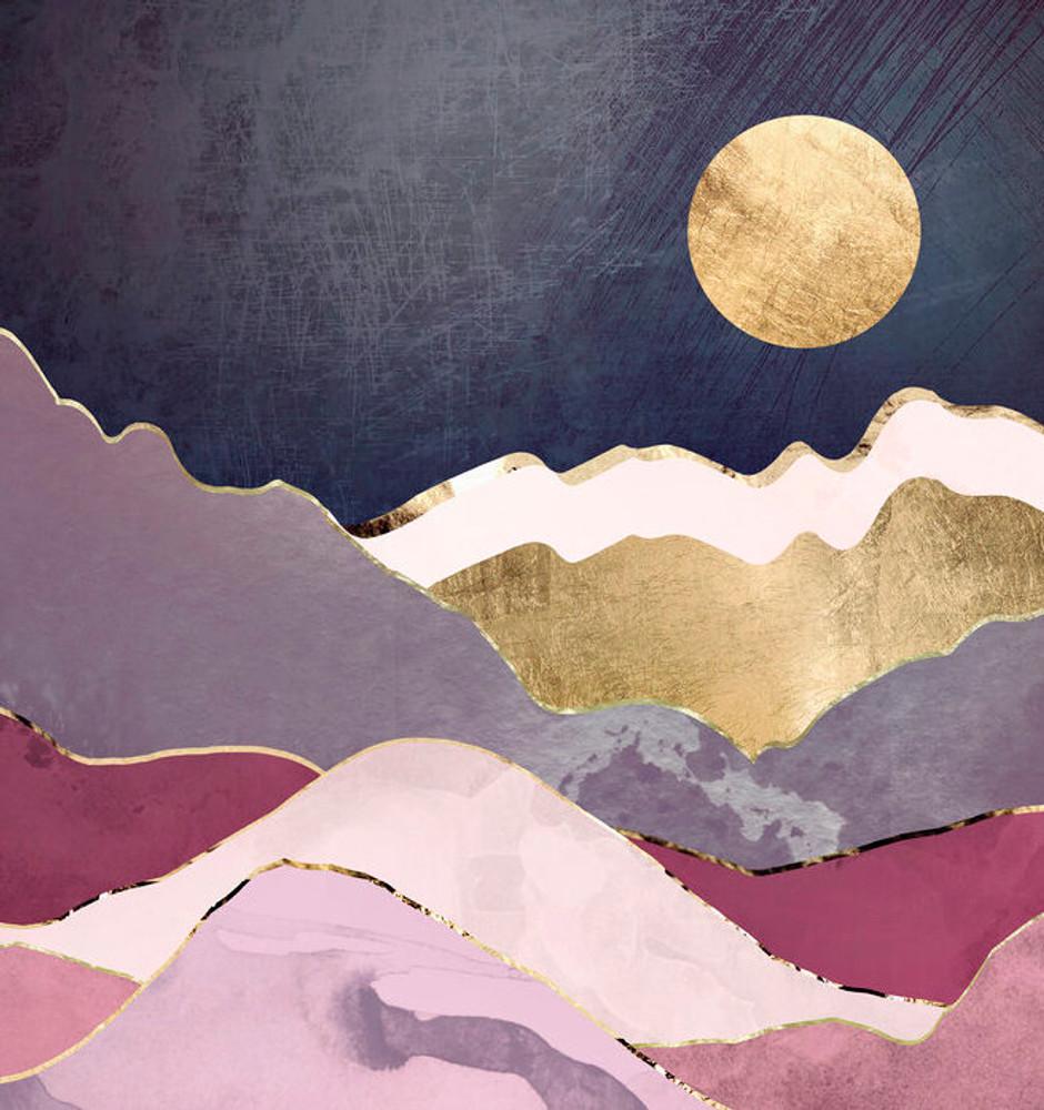 Mural - Raspberry Dream (Per Sqm)