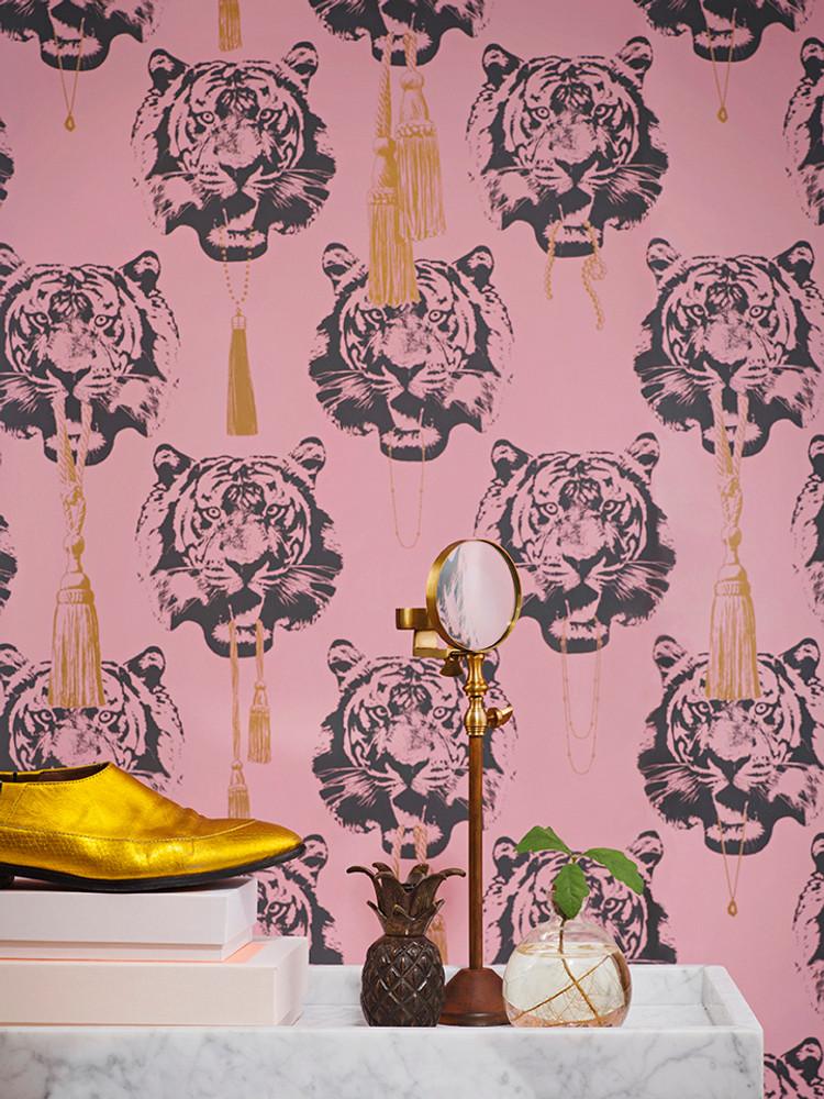 Coco Tiger - Pink