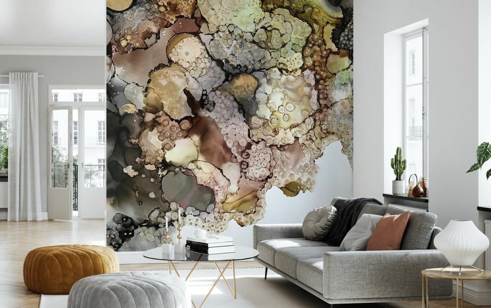 Mural - Abstract (Per Sqm)