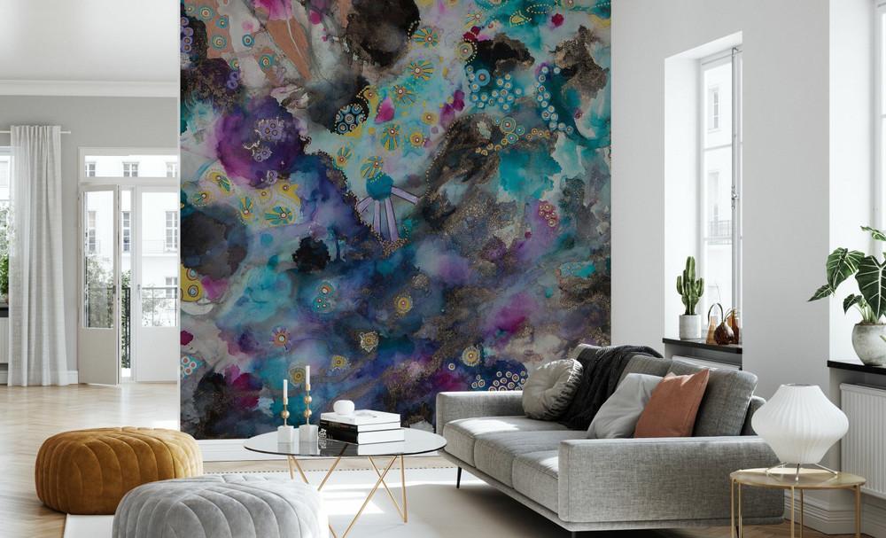 Mural - Mad World (Per Sqm)
