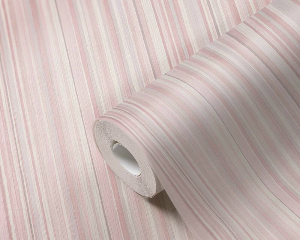 Soft Stripe - Pink / Purple