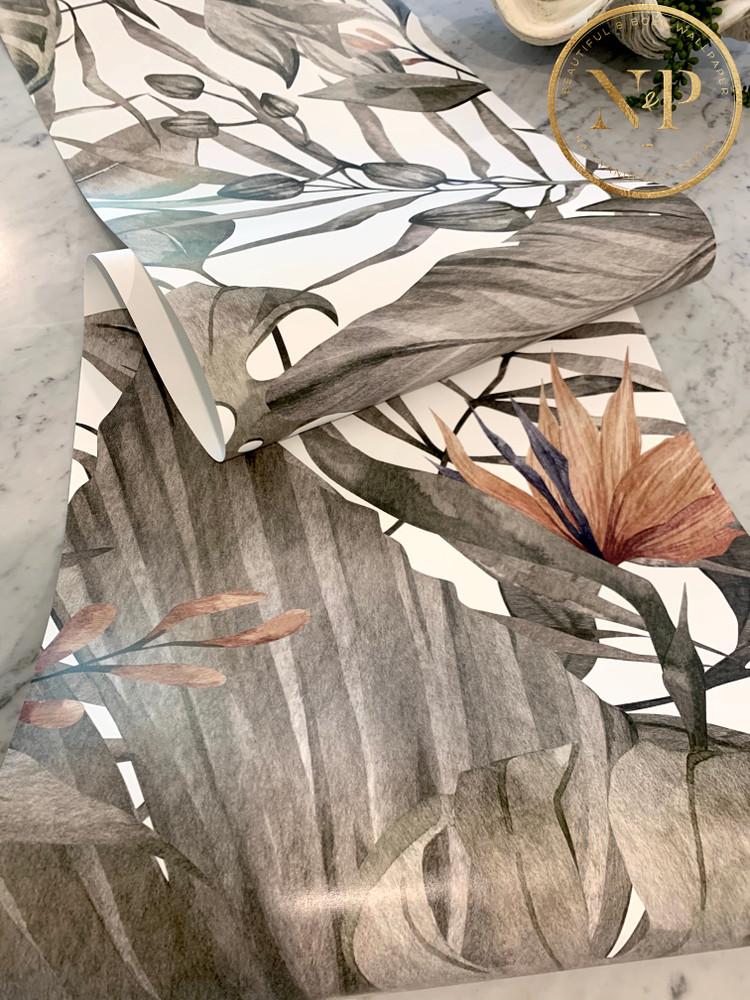 Mural - Monstera Paradise (Per Sqm)
