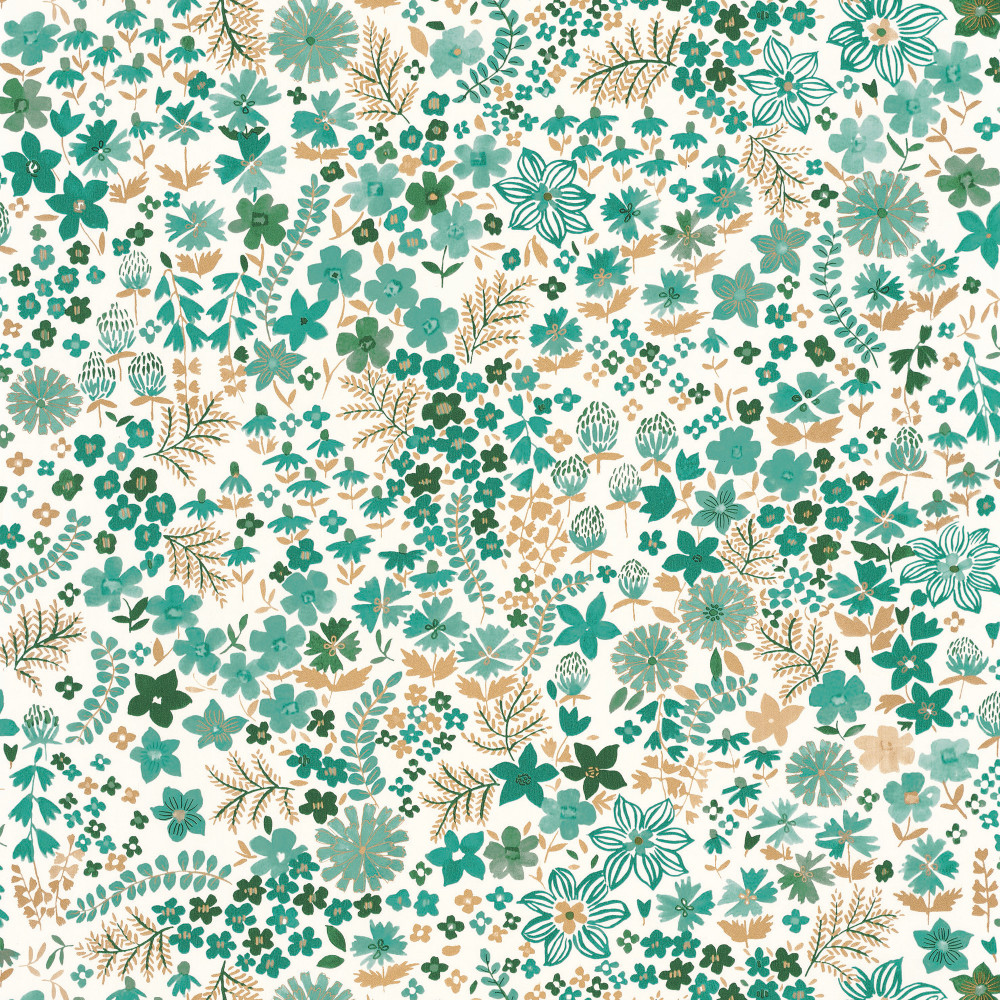 June - Green