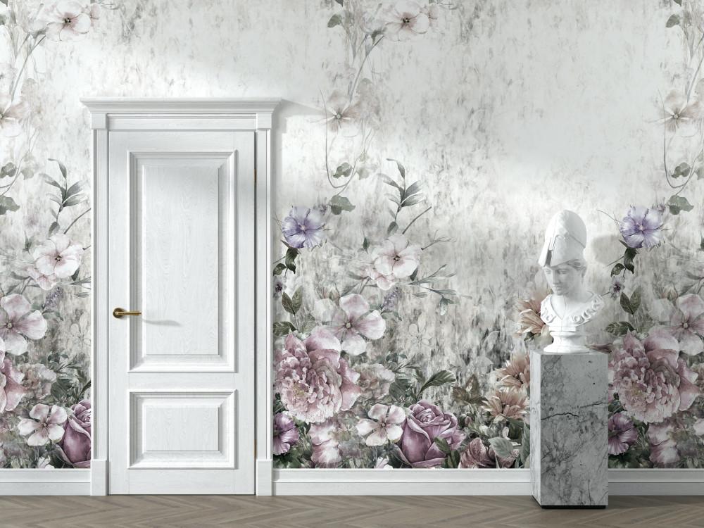 Mural - Flora World (Per Sqm)