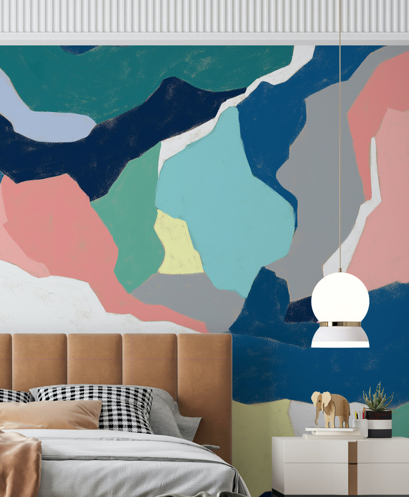 Mural - Modern Series III (Per Sqm)