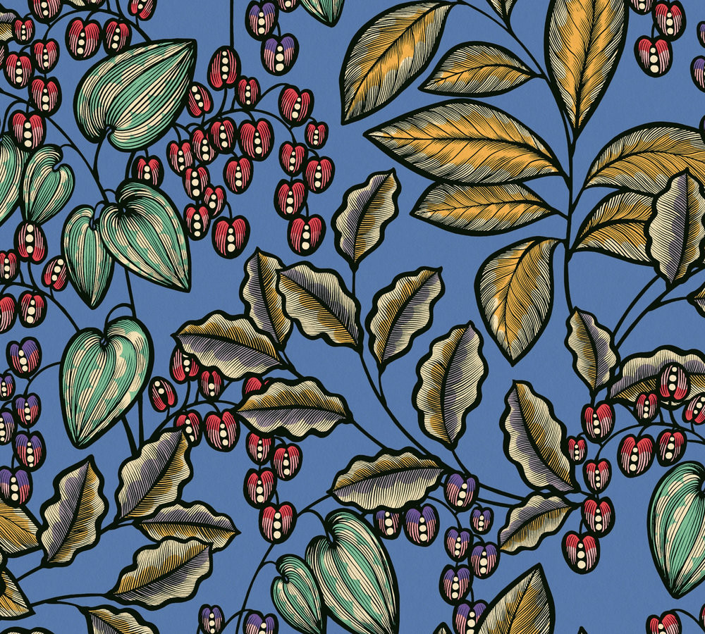Botanica - Blue