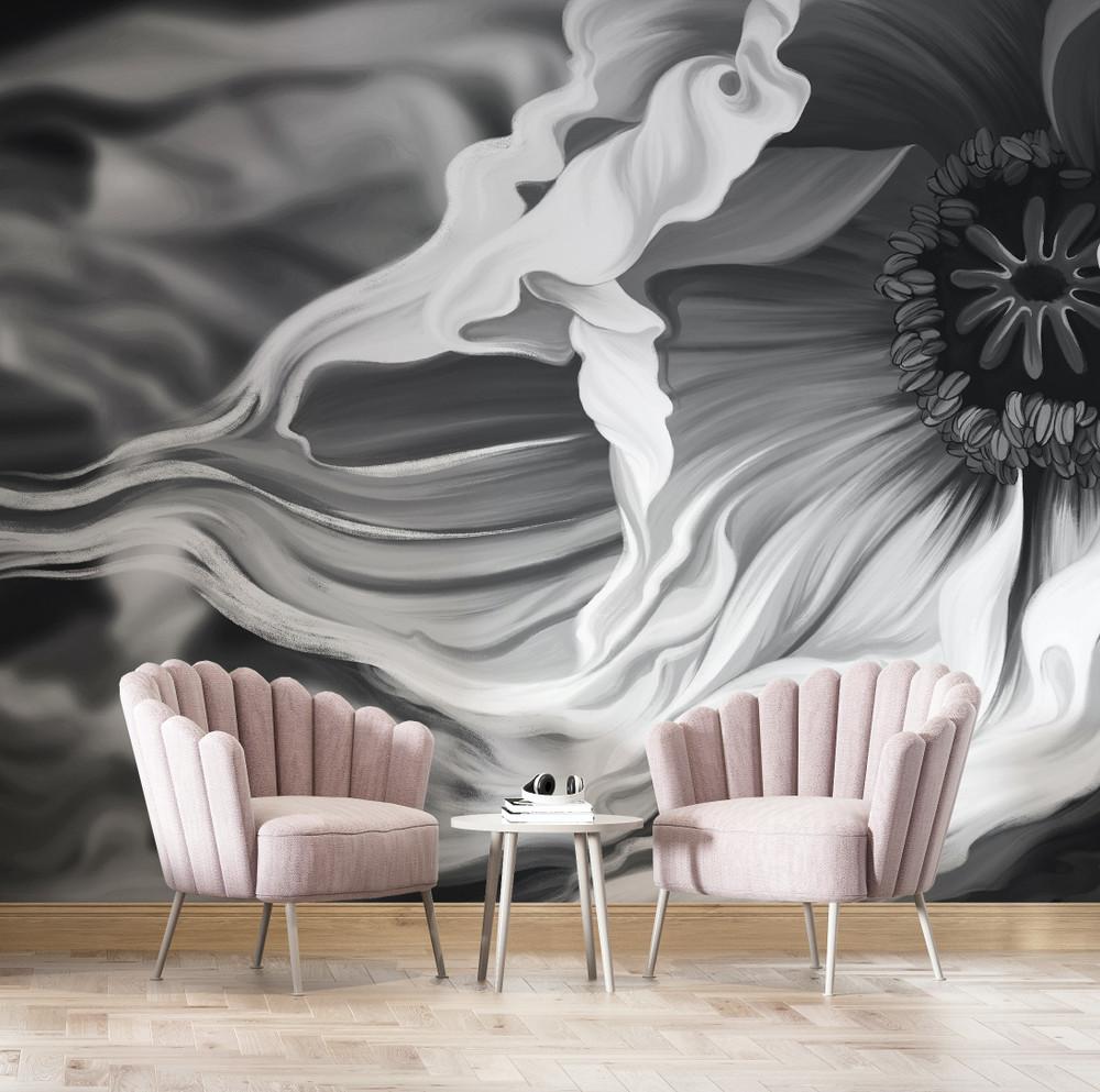 Mural - Rustica Black (Per Sqm)
