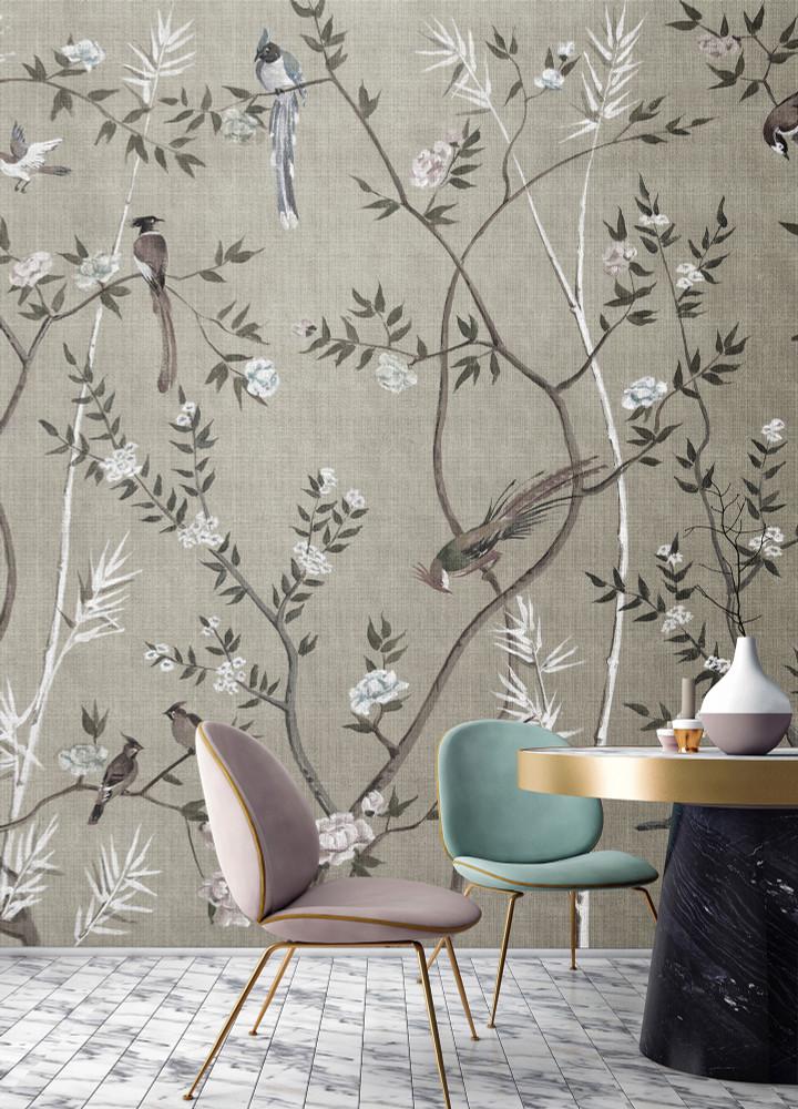 Mural - Tea Room 2 (4m x 2.7m)