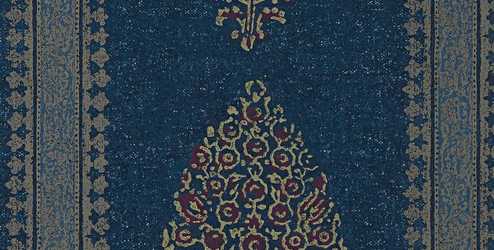 Chappana - Navy / Red