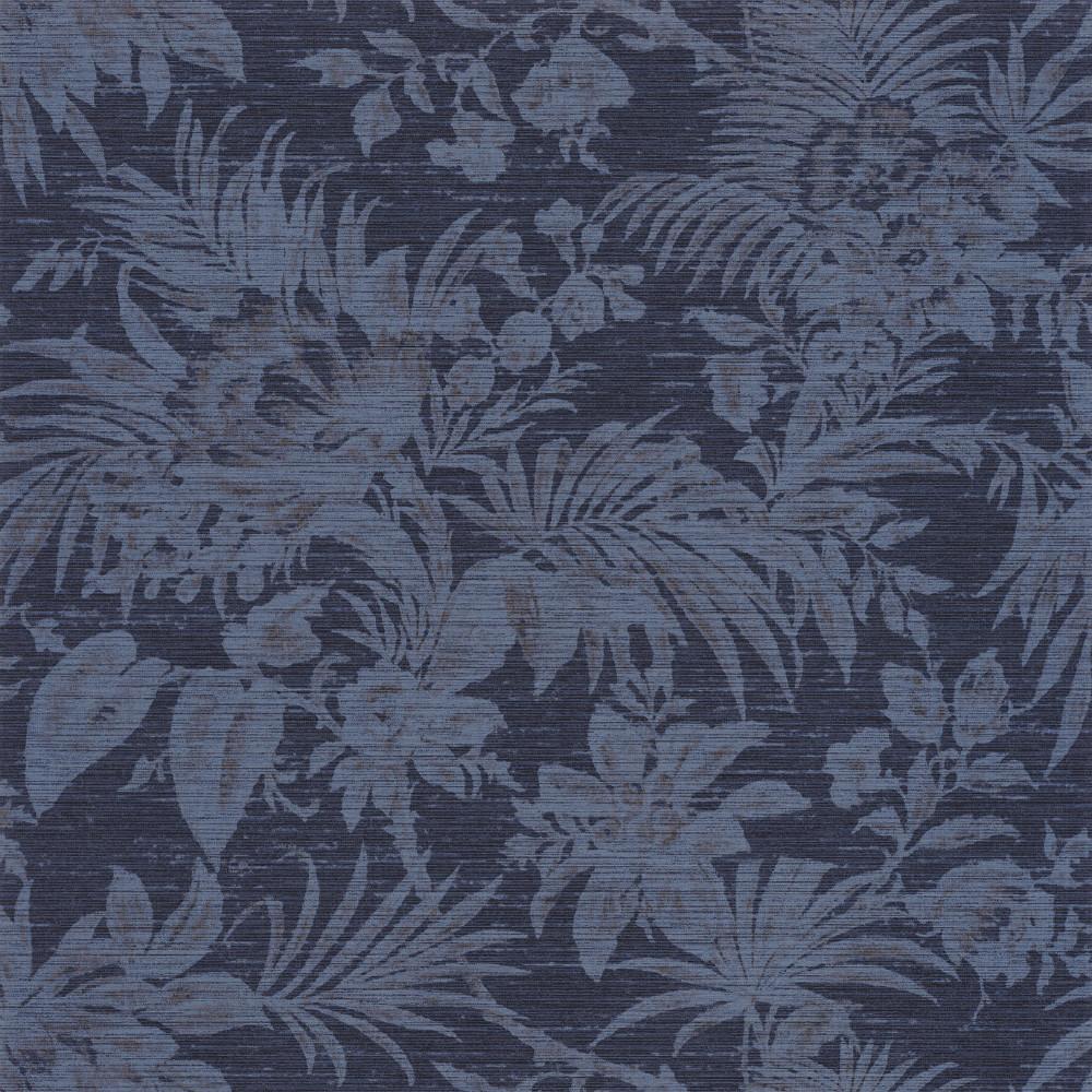 Fern - Indigo Blue
