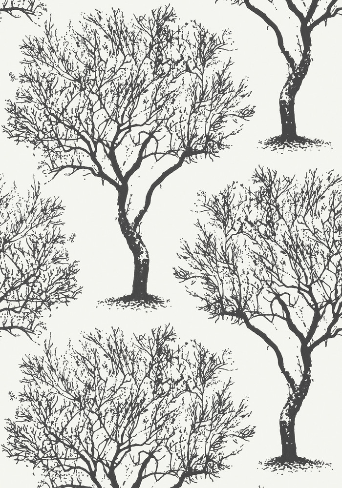 Winfell Forest - Black / White