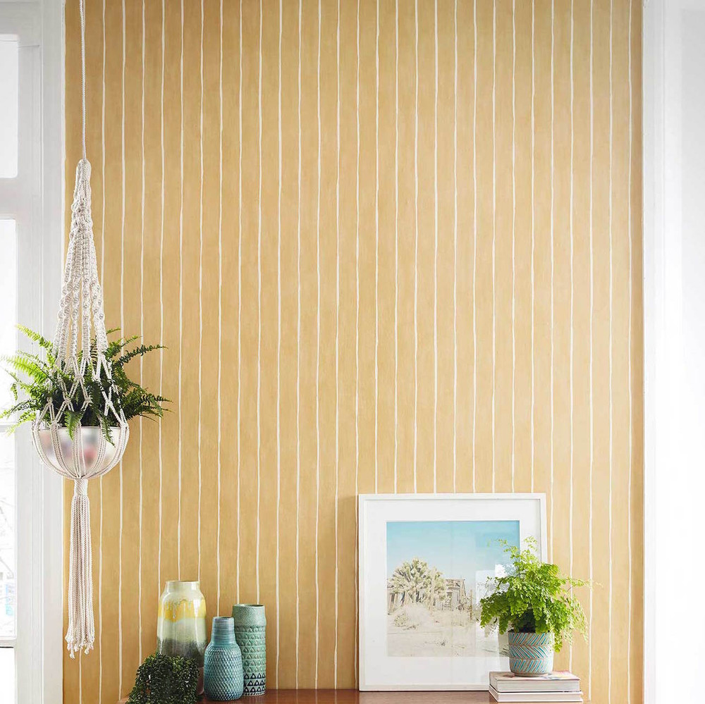 MARQUEE STRIPE - PARCHMENT
