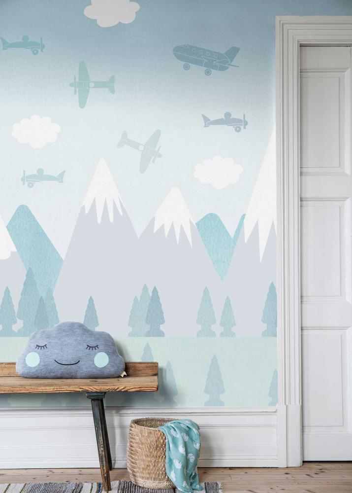 Mural - Brio Air (3.6m X 2.65m)