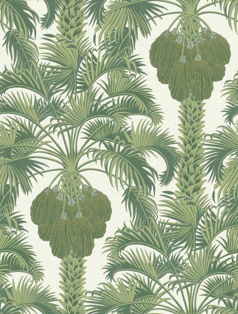 HOLLYWOOD PALM - LEAF GREEN