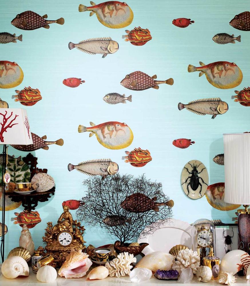 Acquario - Seafoam