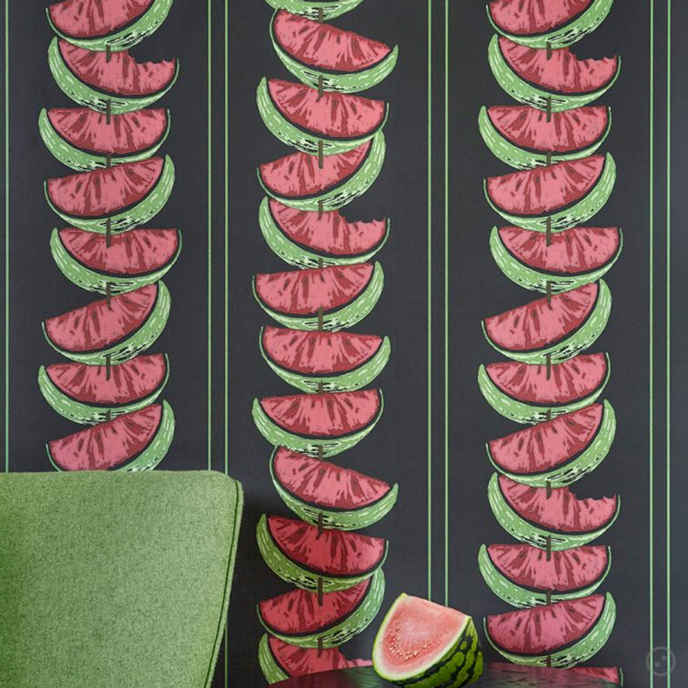 Watermelon - Charcoal