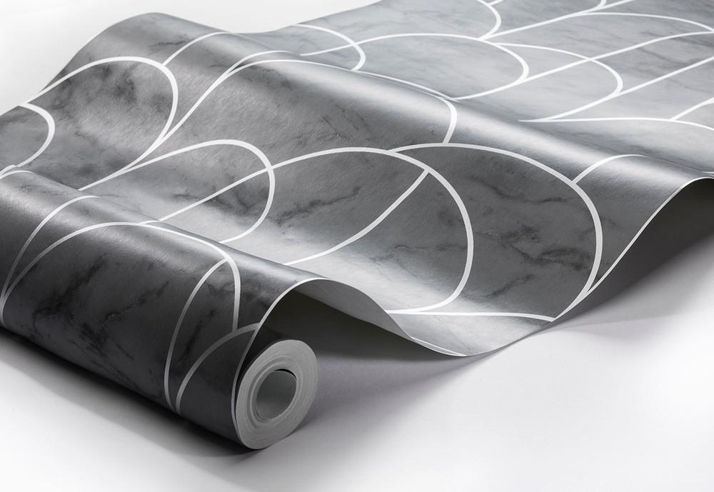 Marble Arch - Black / Grey